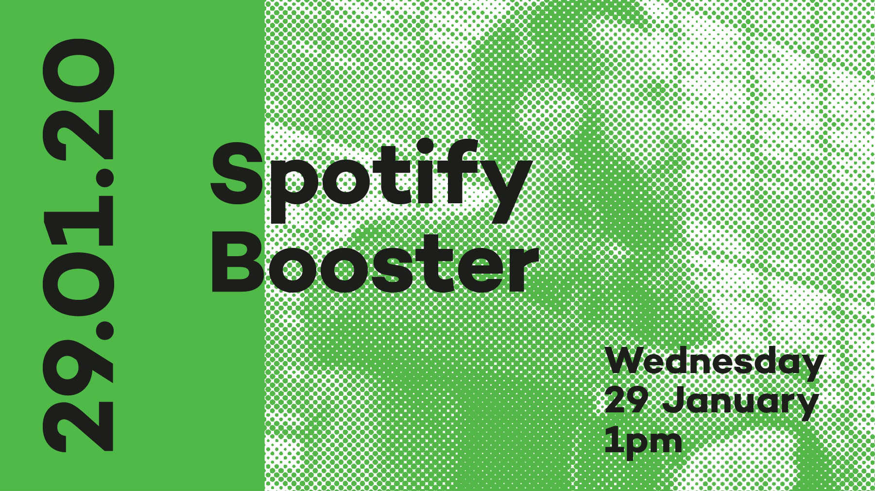 Spotify Booster