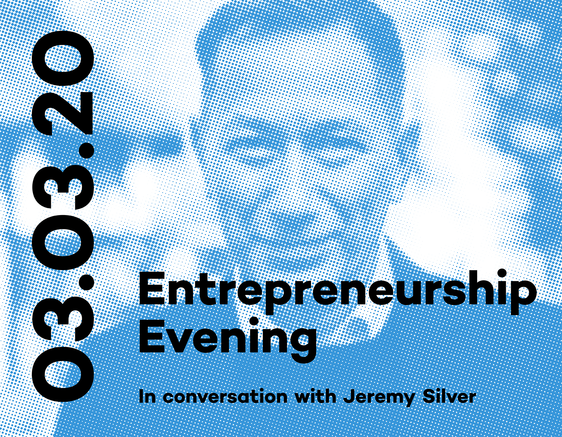 Entrepreneurship Evening: In conversation with Jeremy Silver