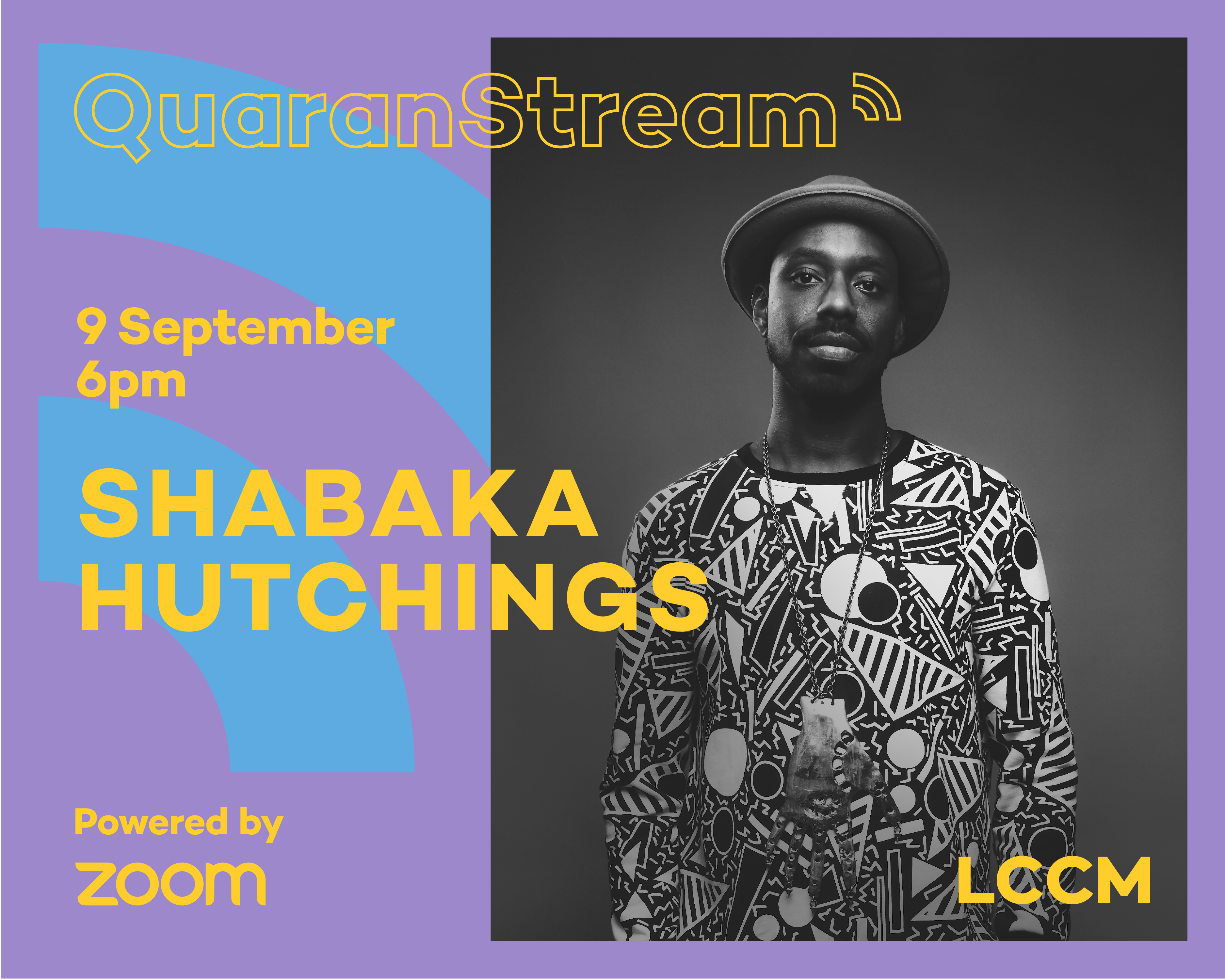LCCM QuaranStream: Shabaka Hutchings